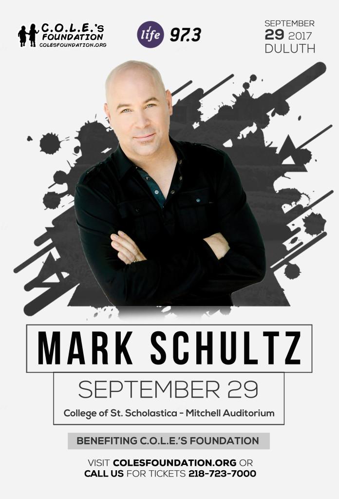 Mark Schultz Poster Large