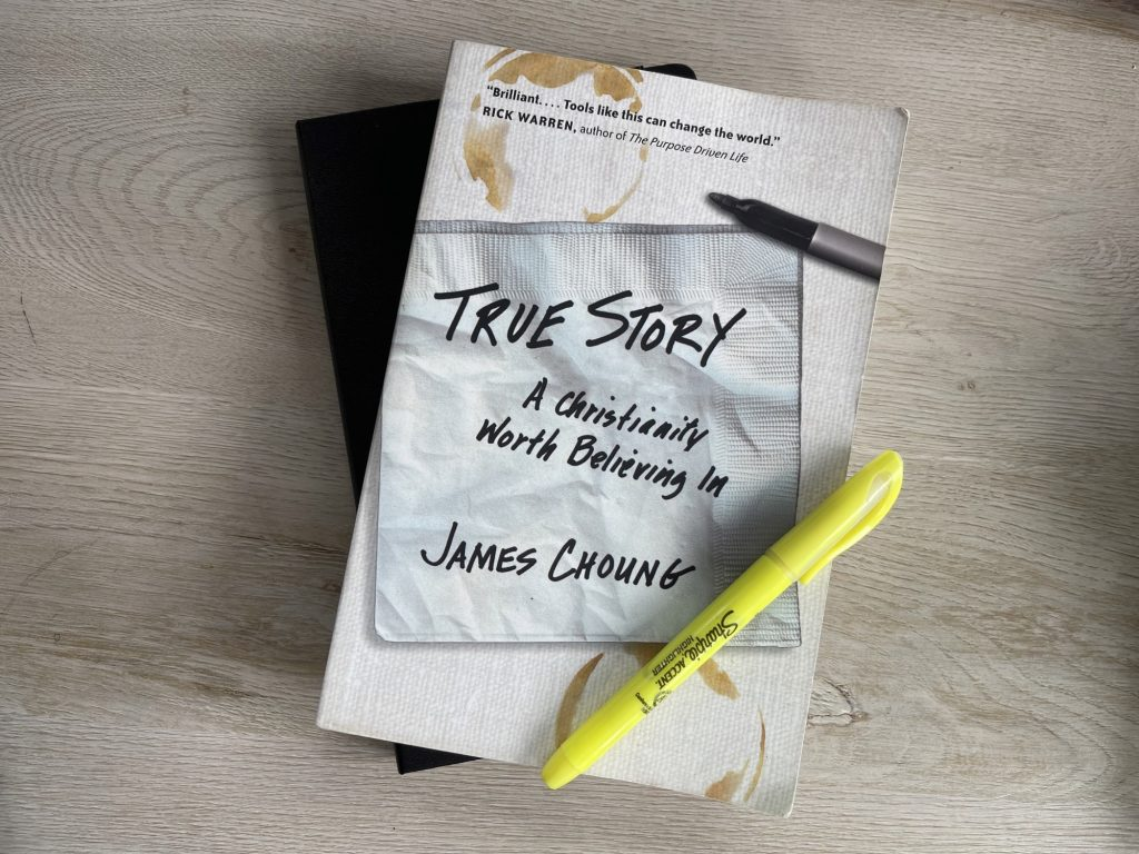 True Story: A Christianity Worth Believing In book
